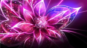 3d-abstract-fantasy-art-artwork-child-of-eden-colorful-flower-pink-purple-blue-1366x768