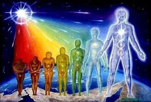 Níveis de Evolução da Consciência