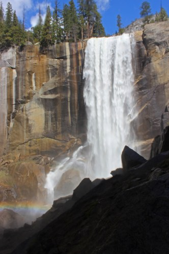 Vernal Fall - Yosemite