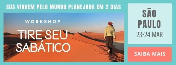 ViraVolta, Volta ao Mundo, Viagem pelo Mundo, Viagem Longo Prazo, Mochileiros, Cursos ViraVolta, Viagem Sabática, Workshop
