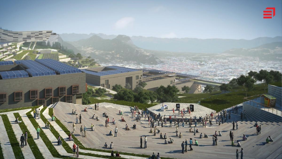 batiment performant energie renouvelable 1200x675 La ville en 2030 : Présentation de la ville durable du futur