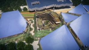habitation energie positive eiffage 300x168 La ville en 2030 : Présentation de la ville durable du futur