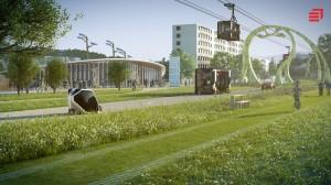 modul air eiffage ville 2030 300x168 La ville en 2030 : Présentation de la ville durable du futur