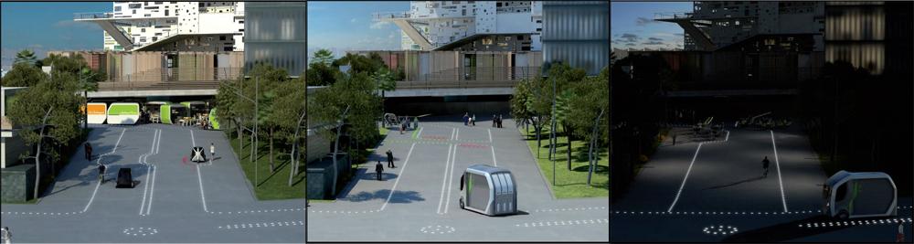rue nue eiffage La ville en 2030 : Présentation de la ville durable du futur