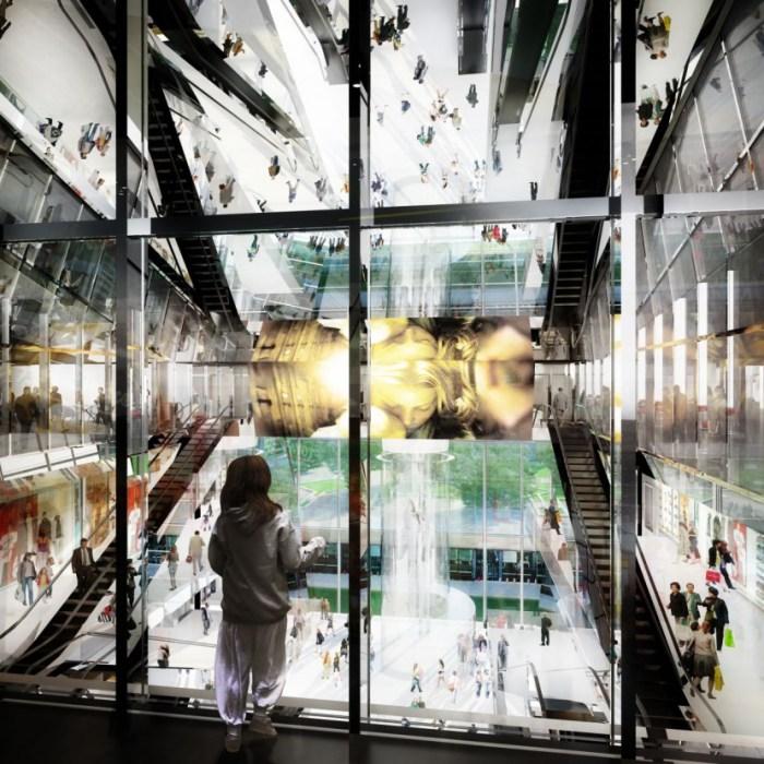 Vill'up : un centre commercial et de loisirs High-Tech à la Villette