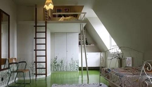 Loft Beds With Desks