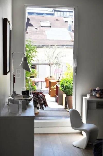 Amnagement dun appart de 42 m2 MM Architectures Emilie Bongard  Ct Maison