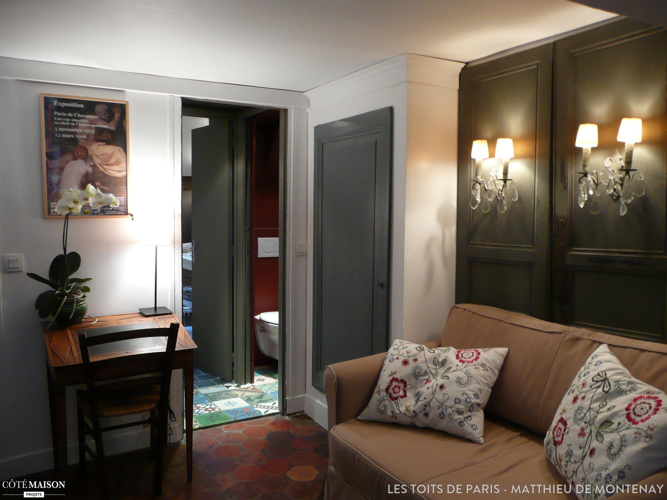 Chambre Dhote Paris Mariacasares