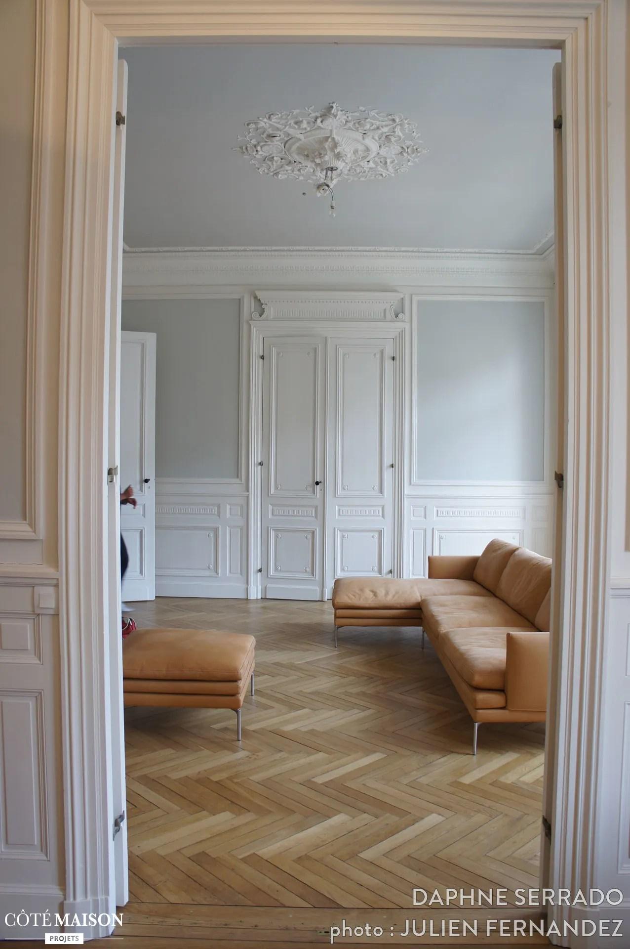 Appartement De Type Haussmannien Daphn Serrado Ct Maison