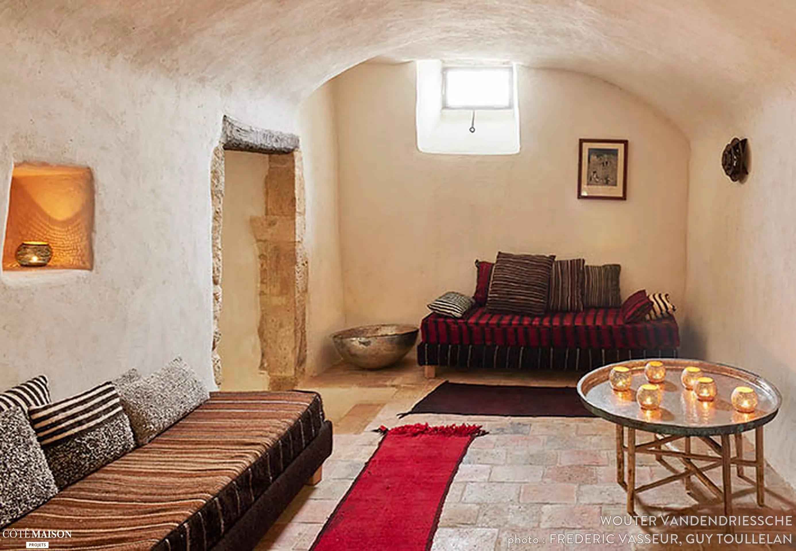 La Maison dUlysse maison dhtes dans le Gard Wouter Vandendriessche  Ct Maison