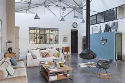 Une Maison Loft En Rgion Parisienne Marque De Fabrik