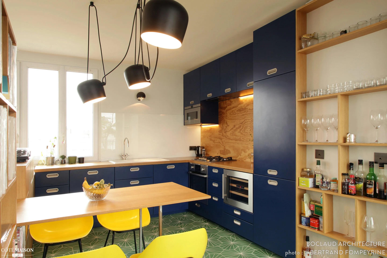 Rnovation Dun Appartement 105m2 Paris 11me Boclaud