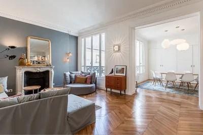 Rnovation Complte Et Dcoration Dun Appartement De