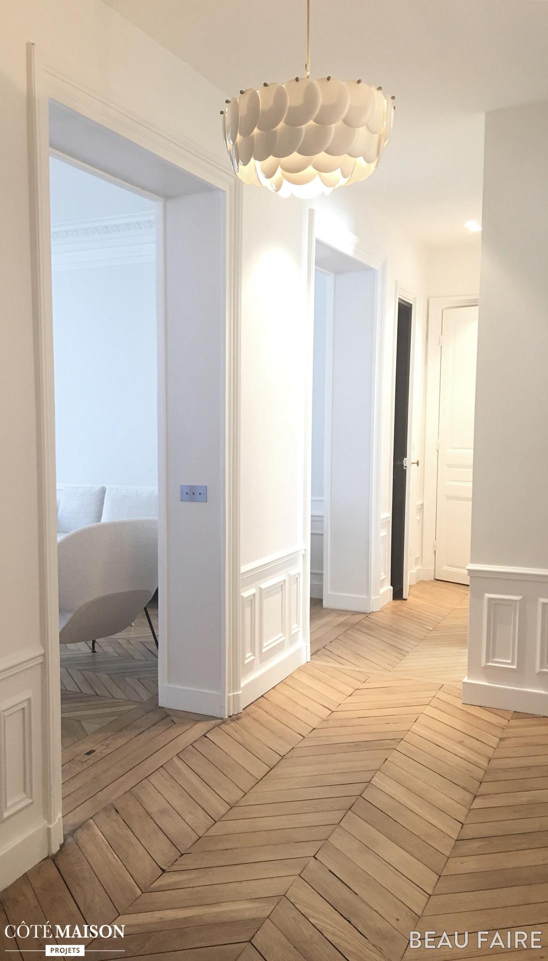 Appartement Haussmannien Rennes