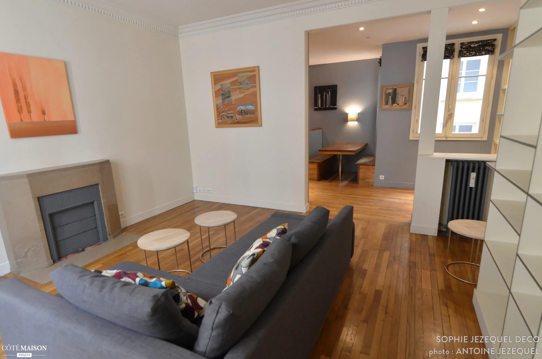 Relooking Dun Appartement Pour Location Meuble Sophie