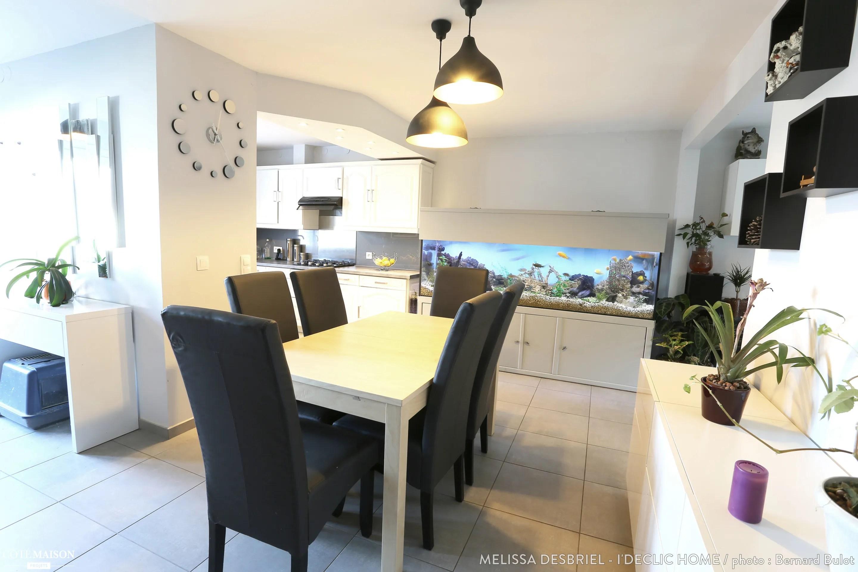 amenagement et decoration d une cuisine sejour salle a manger mezieres