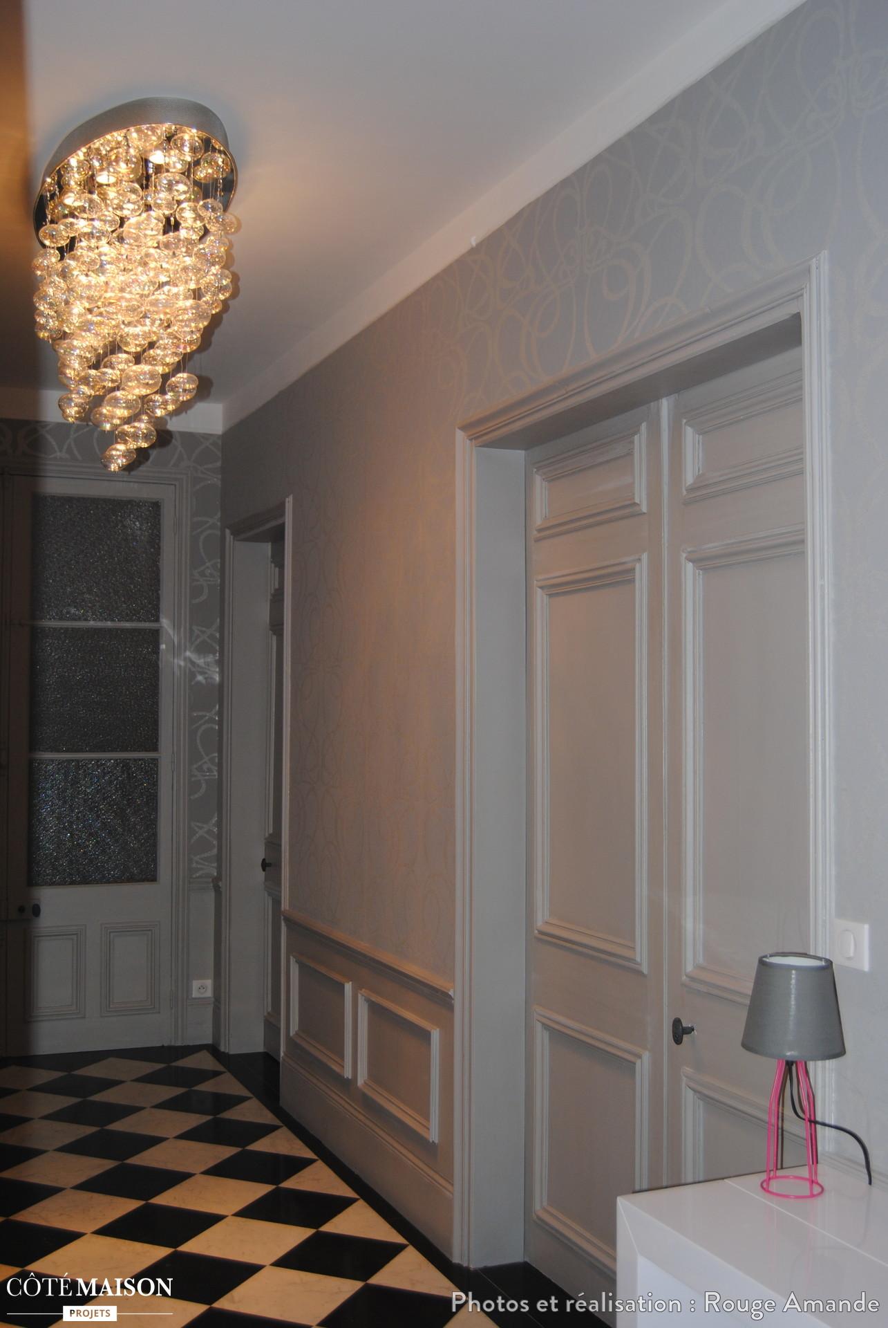 Amnagement et dcoration dune maison bourgeoise Tatiana Sarazin  Ct Maison