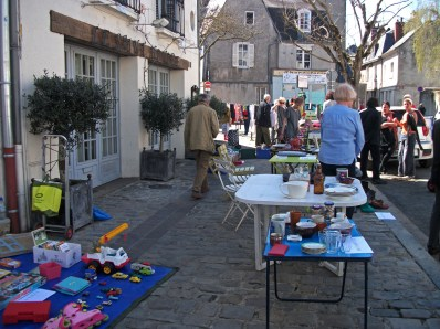Stands d'objets divers