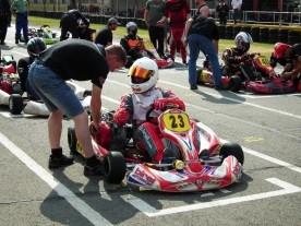 Prokart SSS Race Report – Round 8
