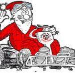 Happy Karting Christmas!!!