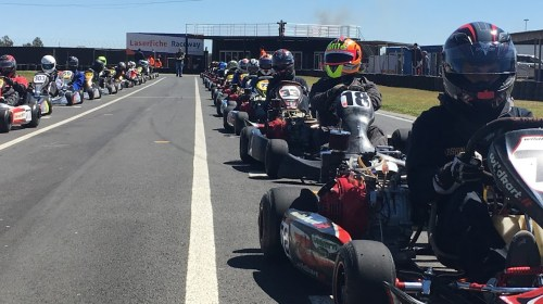 Entries Open for 2019 – MG Chosen as Official Tyre Partner for Prokart SSS
