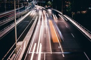 Bußgeld - Rechtsfahrgebot auf Autobahnen