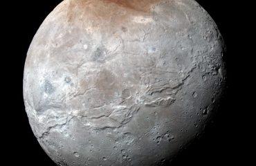Харон - спутник Плутона