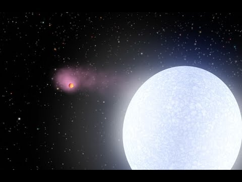 Экзопланета KELT-9b