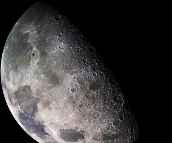 Возраст Луны оказался на 100 миллионов лет больше