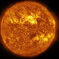 Арктур - ярчайшая звезда созвездия Волопаса