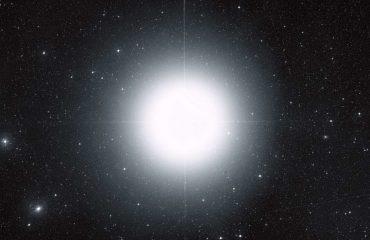 Сириус звезда