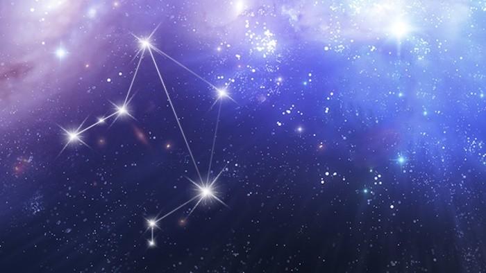 созвездие Весы