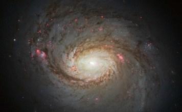 Галактика М77