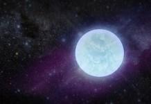 Акрукс бело-голубая звезда