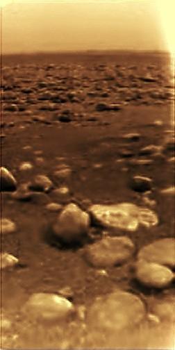Гюйгенс - зонд, исследовавший Титан