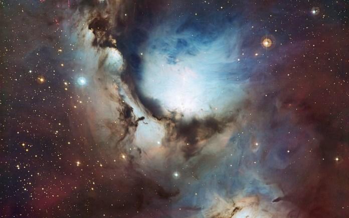Туманность М78