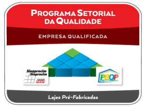 Selo do Programa Setorial da Qualidade
