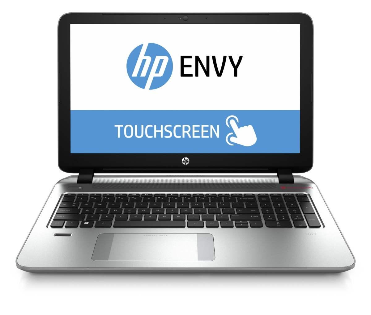HP Envy 15 TouchSmart Core i7