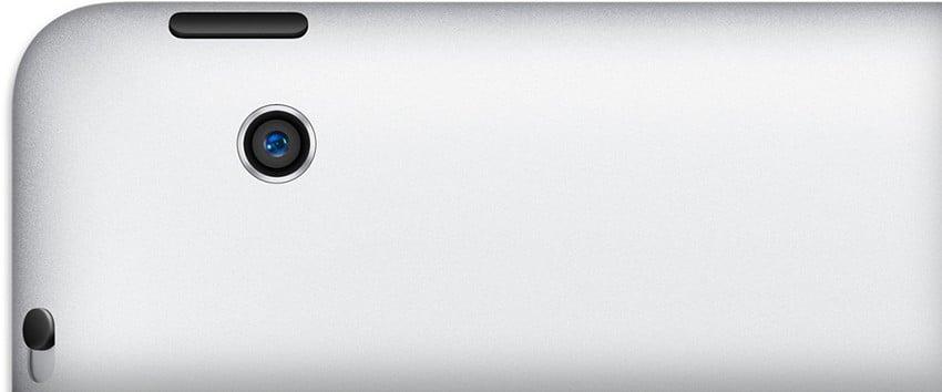 Camera iPad 4 wifi