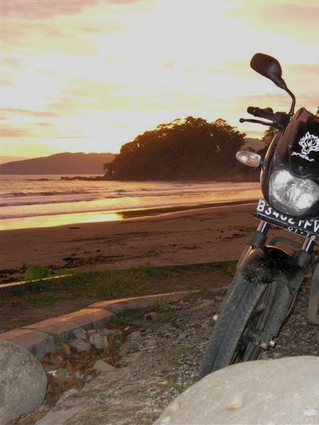 Indahnya Pantai Selatan Kabupaten Lebak