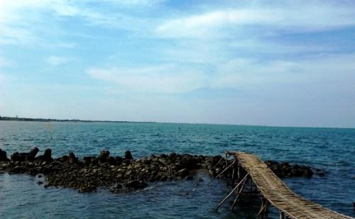 Pantai Balongan Indramayu