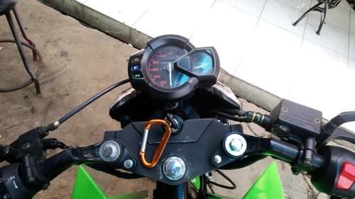 Speedometer Yamaha X-ride