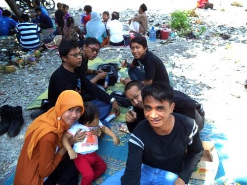 [Riding Report] Semilir Angin Pantai Bodur Tanjung Lesung - Banten Menyisakan Tragedi