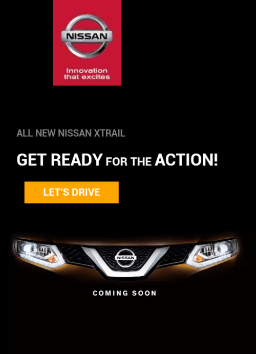 Siap Launching Jumat Depan, All New Nissan X-Trail Tampil Lebih Aggressive & Futuristic