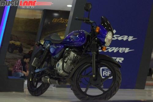 Bajaj Boxer Cafe Racer Dipamerkan di Turkey Motor Show