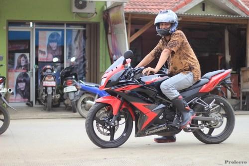 CLBK Sama Sensasi Jambakan Setan Motor Dua Tak Menjelang Discontinue
