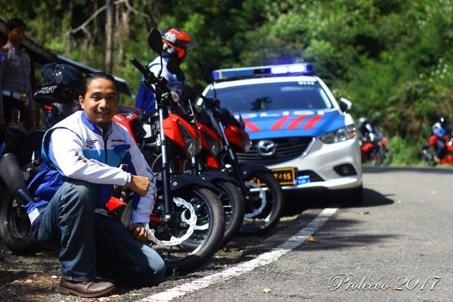 Ini Kata Pengguna Honda Verza Setelah Touring dengan Suzuki GSX-S150