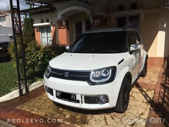 Review Suzuki Ignis Oleh Pengguna Innova