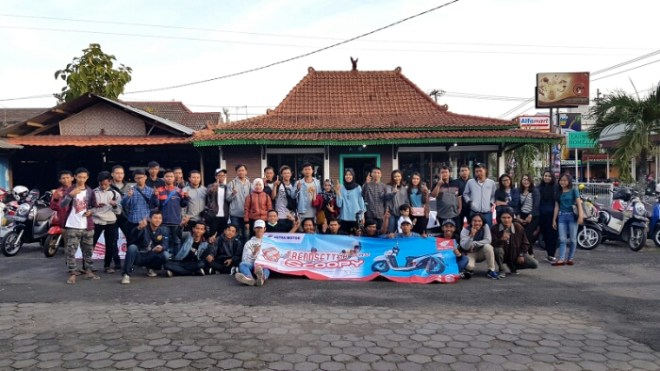 Astra Motor Yogyakarta Gelar All New Scoopy Trendsetter Day