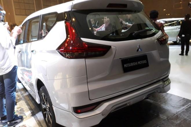 Mitsubishi Expander, Harga, Spesifikasi, Exterior, Interior dan Fitur